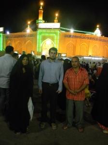 Fatin, Wathiq, and Me